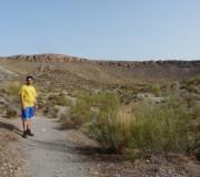 Leo en el Cráter