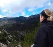 Juan de camino al Lucero